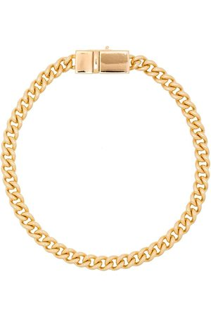 TOM WOOD Women Bracelets - Curb chain clasp bracelet