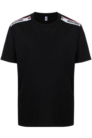 Moschino Loungewear round neck T-shirt