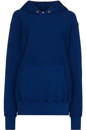 Les Tien Longs-sleeve cotton hoodie