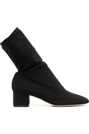 Gianvito Rossi Ankle-length sock boots