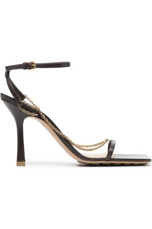 Bottega Veneta Women Sandals - Stretch 90 mm sandals