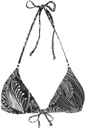 Lygia & Nanny Lido printed bikini top