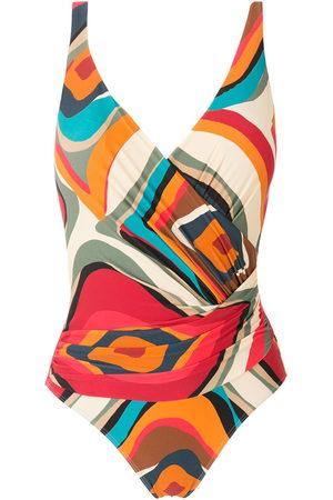 Lygia & Nanny Maisa printed swimsuit - Multicolour