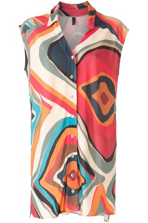 Lygia & Nanny Jamile printed shirt dress - Multicolour