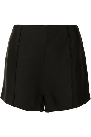 Macgraw Poet pleat-detail shorts