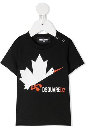 Dsquared2 T-shirts - Logo print t-shirt