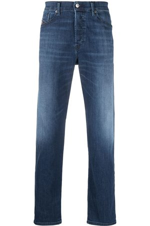 Diesel D-Fining mid-rise tapered jeans