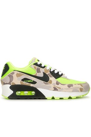 "Nike Air Max 90 ""Volt Duck Camo"" sneakers"