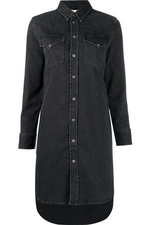 Diesel Long-sleeved shirt dress