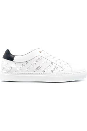 Paul Smith Men Sneakers - Perforated-logo sneakers