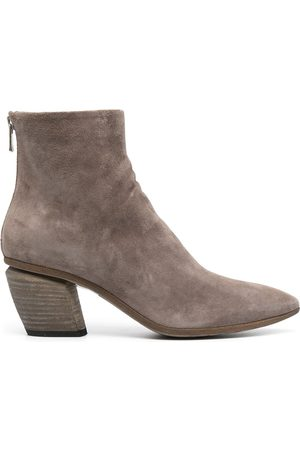 Officine creative Severine ankle boots - Grey