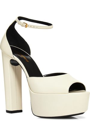 Saint Laurent Yves Women's Jodie Platform Sandals