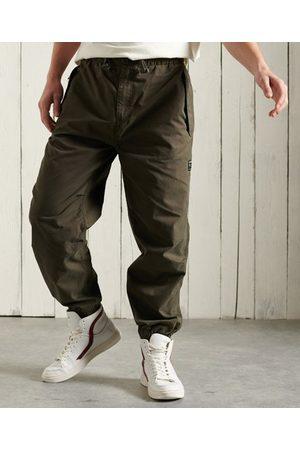 Superdry Men Cargo Pants - Parachute Grip Pants