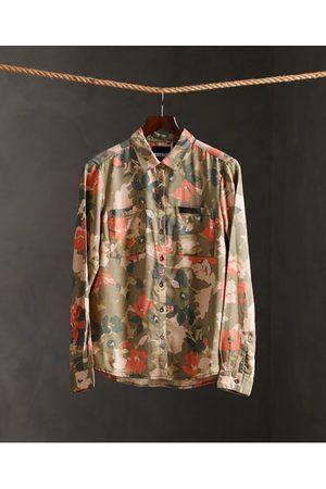 Superdry Women Shirts - Delta Military Shirt