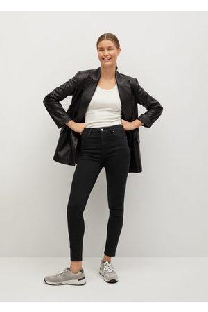 MANGO High waist skinny Noa jeans