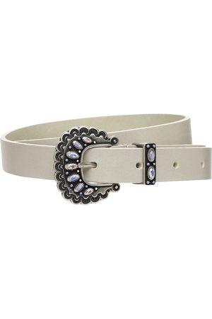 Isabel Marant 20mm Temoia Leather Belt