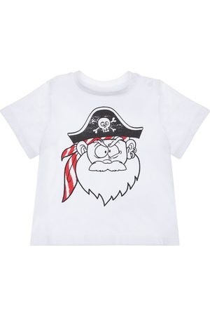 Stella McCartney Pirate Print Organic Cotton T-shirt