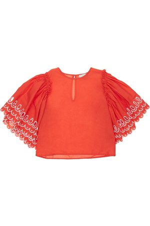 Stella McCartney Girls Tops - Organic Cotton Top