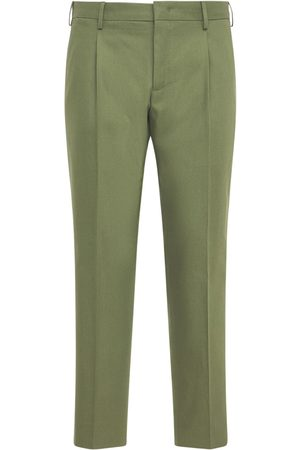 Pantaloni Torino 17cm Double Twisted Chino Cotton Pants