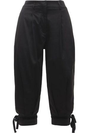 Acheval Pampa Women Shorts - Dulce Cotton Satin Shorts