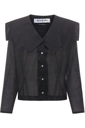 Acheval Pampa Evita Cotton Voile Shirt