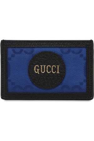 Gucci Off The Grid Eco Nylon Card Case