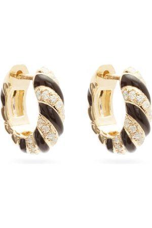 YVONNE LÉON Women Earrings - Créole Diamond & Hoop Earrings - Womens