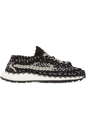 VALENTINO GARAVANI Macramé Low Top Sneakers