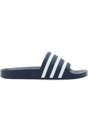 adidas Adilette Striped Slide Sandals