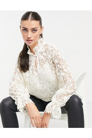 & OTHER STORIES & lace blouse in