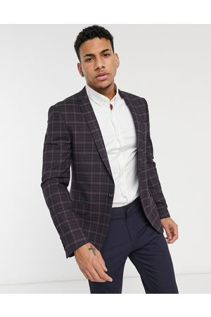 River Island Suits - Suit jacket in check