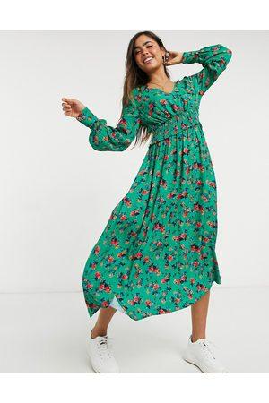 Ghost Suki dress in floral print