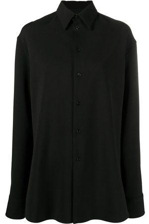 Jil Sander Women Long sleeves - Long-sleeve cotton shirt