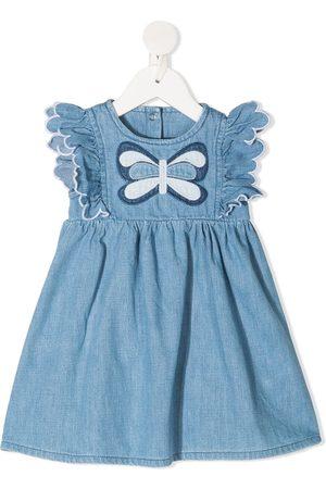Stella McCartney Butterfly sleeveless dress