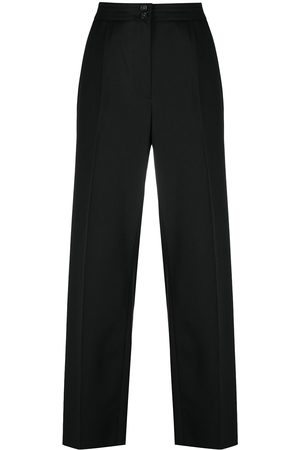 PORTS 1961 Wide-leg wool trousers
