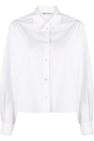 PORTS 1961 Long-sleeve cotton shirt
