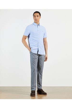 Ted Baker Ss Polynosic Oxford Shirt