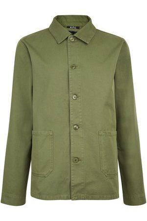 A.P.C. Men Jackets - Kerlouan jacket