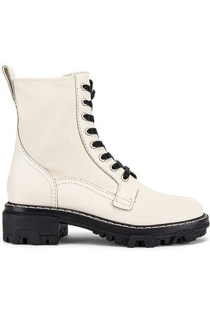 RAG&BONE Women Lace-up Boots - Shiloh Boot in .