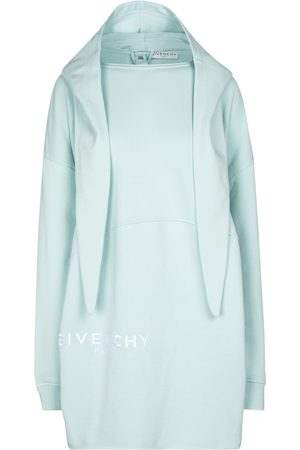 Givenchy Oversized cotton hoodie
