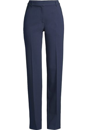 Black Halo Women Formal Pants - Women's Jory Pleated Pants - Pacific - Size 6