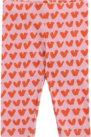 Stella McCartney Baby Leggings - Baby printed cotton leggings