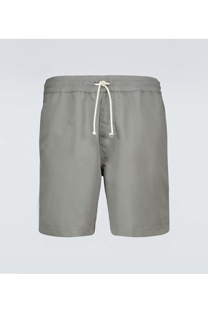 Brunello Cucinelli Relaxed-fit swim shorts
