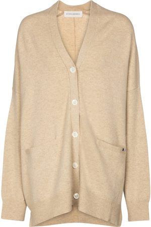 EXTREME CASHMERE N° 24 Tokio cashmere-blend cardigan
