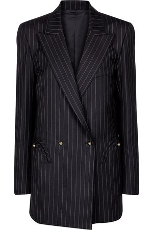 Blazé Milano J-Class Everyday pinstriped wool blazer