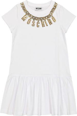 Moschino Stretch-cotton dress