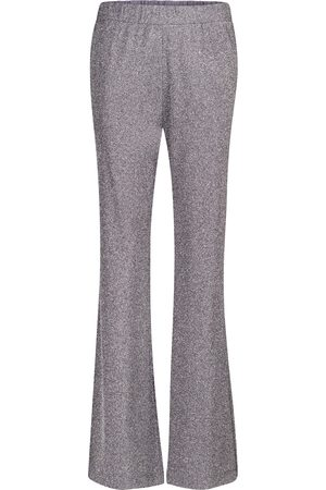 Max Mara Women Wide Leg Pants - Leisure Palmira wide-leg jersey pants