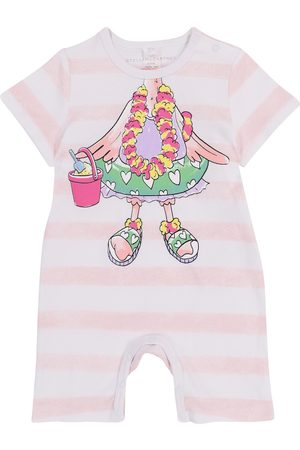 Stella McCartney Baby printed cotton onesie