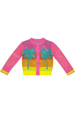 Stella McCartney Cardigans - Baby cotton cardigan