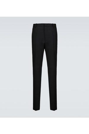 Jil Sander Men Formal Pants - Slim-fit wool formal pants